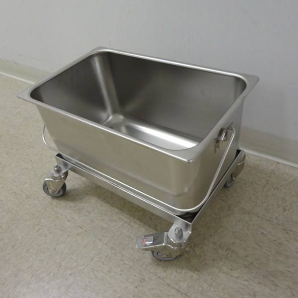 C-91, 92, 93 Stainless Cart Series
